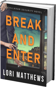 Break and Enter Book Cover