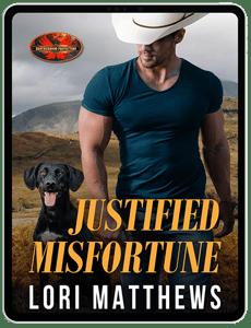 Lori Matthews-Justified Misfortune Book